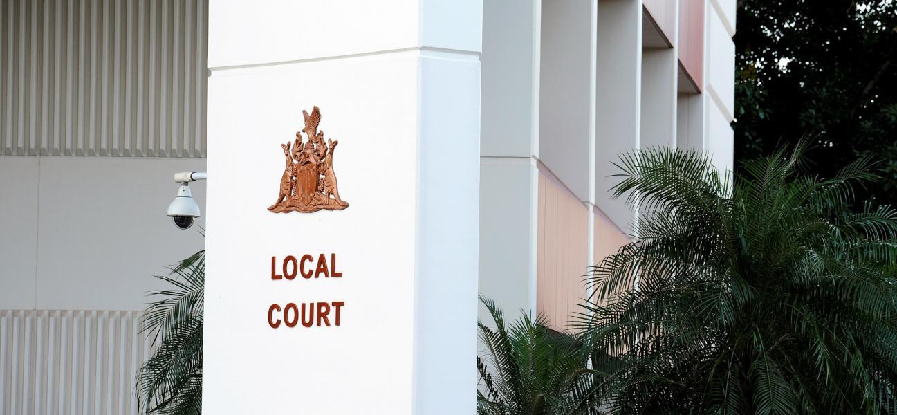 court-house