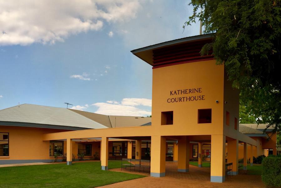 Katherine Courthouse